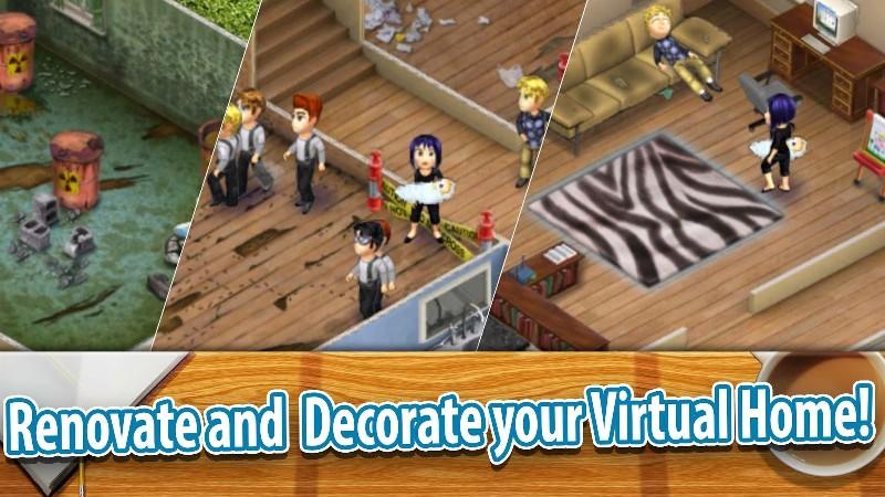 Virtual Families 2 APK MOD imagen 2