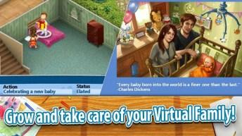 Virtual Families 2 APK MOD imagen 3