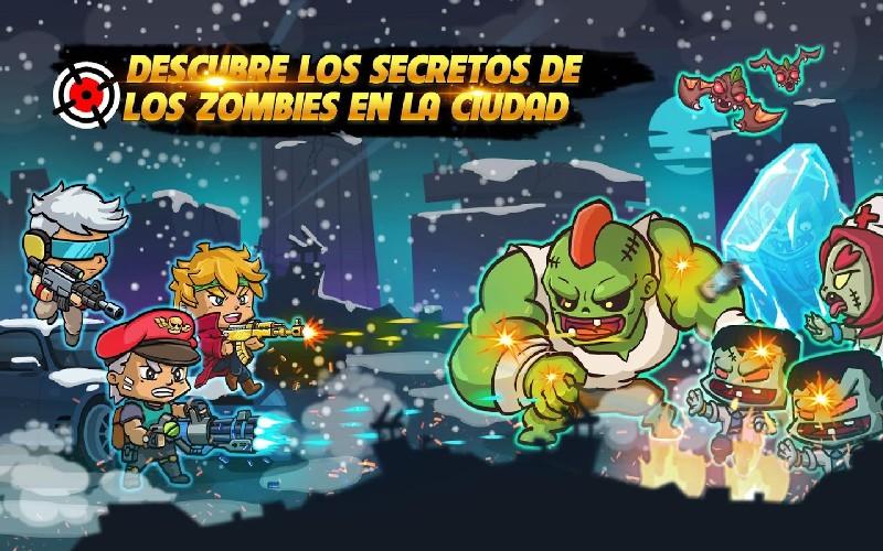Zombie Survival Game of Dead APK MOD imagen 5