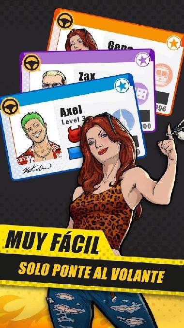 Crazy Taxi Tycoon APK MOD imagen 2