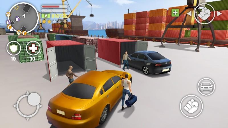 Grand Steal Auto APK MOD imagen 4