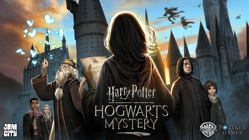 Harry Potter Hogwarts Mystery APK MOD imagen 1