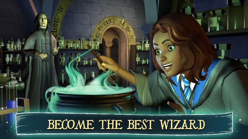 Harry Potter Hogwarts Mystery APK MOD imagen 3