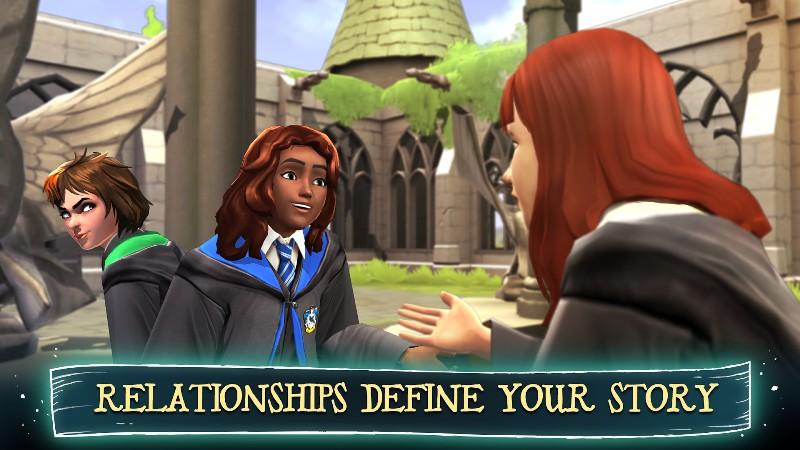 Harry Potter Hogwarts Mystery APK MOD imagen 5