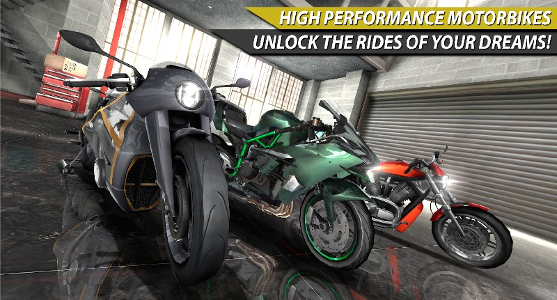 Moto Rider In Traffic APK MOD imagen 4