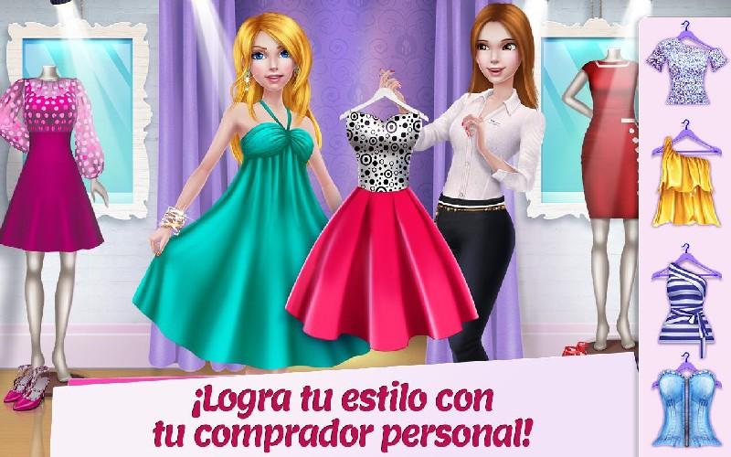 Shopping Mall Girl APK MOD imagen 1