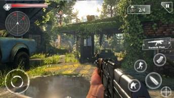 Counter Terrorist Sniper Shoot APK MOD imagen 2