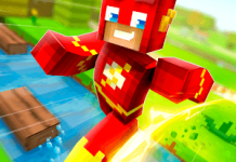 Crossy Creeper Heroe of Clans APK MOD