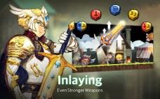 Crusaders Quest APK MOD imagen 3