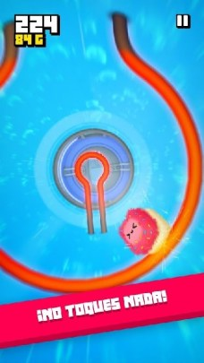 Fluffy Fall Fly Fast to Dodge the Danger! APK MOD imagen 2