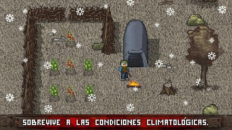 Mini DAYZ - Survival Game APK MOD imagen 3