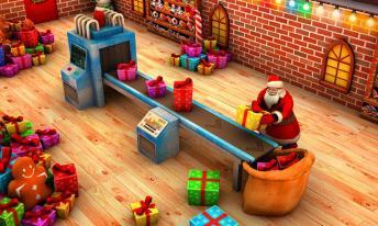 Santa Christmas Escape Mission APK MOD imagen 2