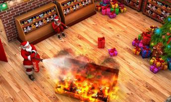 Santa Christmas Escape Mission APK MOD imagen 3