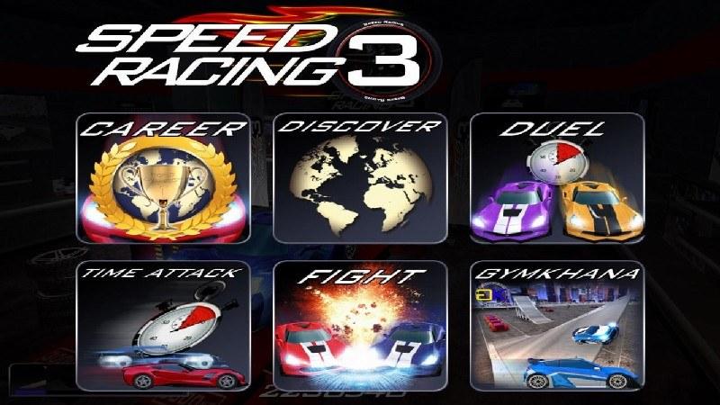 Speed Racing Ultimate 3 APK MOD imagen 2