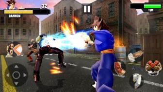 Super Goku Fighting Legend Street Revenge Fight APK MOD imagen 2