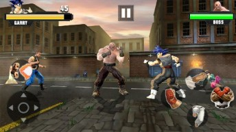 Super Goku Fighting Legend Street Revenge Fight APK MOD imagen 3
