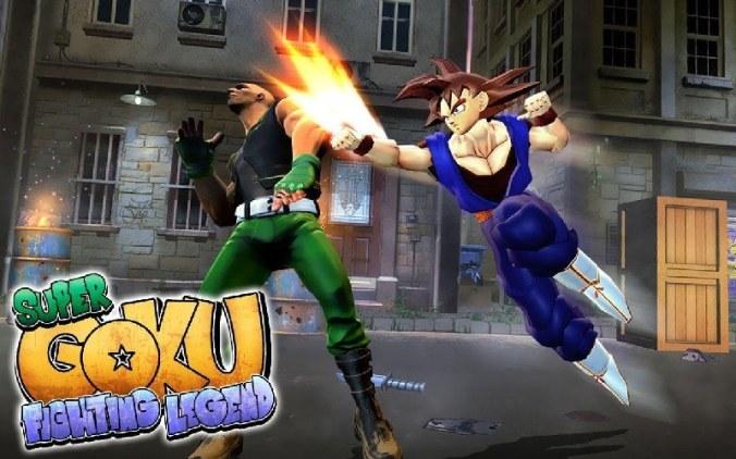 Super Goku Fighting Legend Street Revenge Fight APK MOD imagen 5