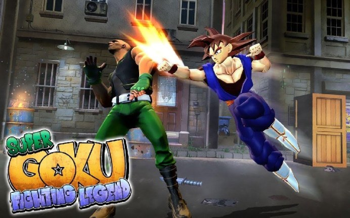 Super Goku Fighting Legend Street Revenge Fight APK MOD imagen 5