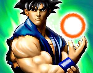 Super Goku Fighting Legend Street Revenge Fight APK MOD