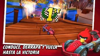 Angry Birds Go! APK MOD imagen 2