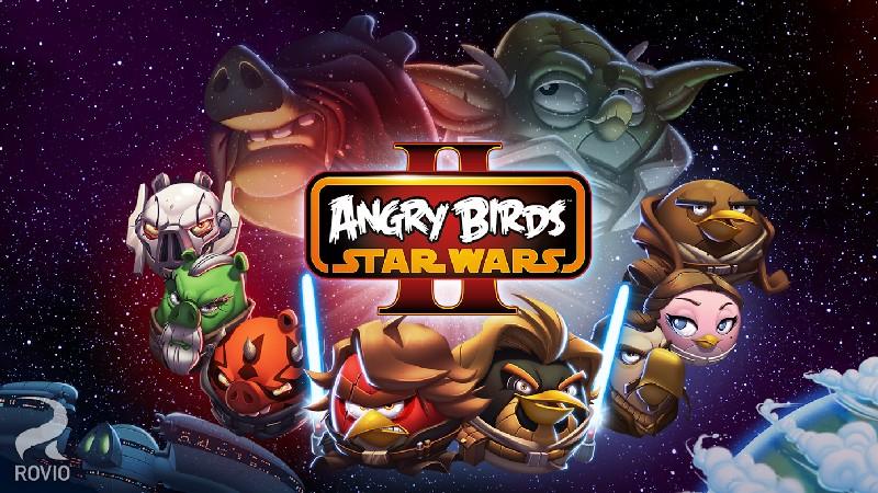 Angry Birds Star Wars II Free APK MOD imagen 2