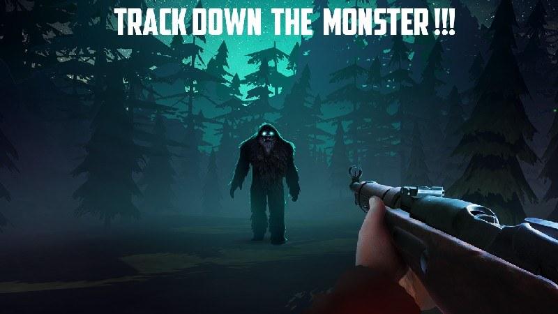 Bigfoot Monster Hunter APK MOD imagen 5
