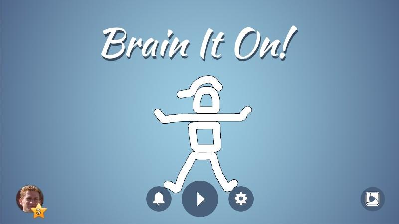 Brain It On! - Physics Puzzles APK MOD imagen 5