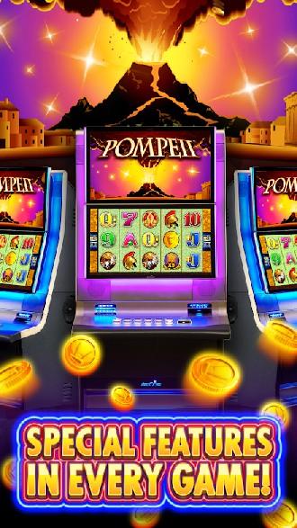 Cashman Casino - Free Slots Machines & Vegas Games APK MOD imagen 5