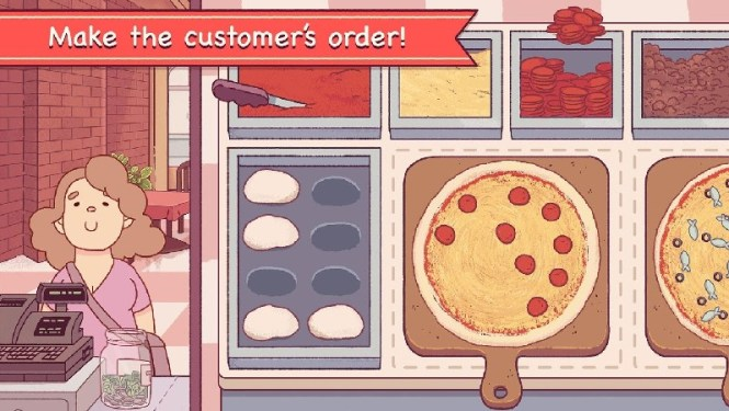 Good Pizza, Great Pizza APK MOD imagen 1