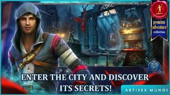 Grim Legends 3 The Dark City APK MOD imagen 1
