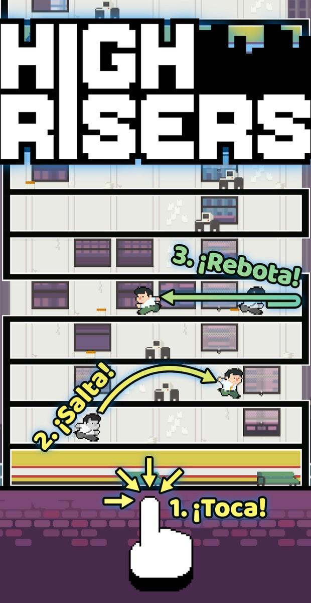 High Risers APK MOD imagen 1