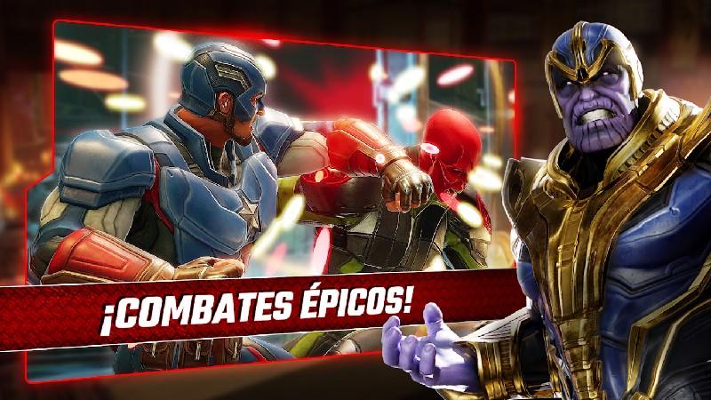 Marvel Strike Force APK MOD imagen 4