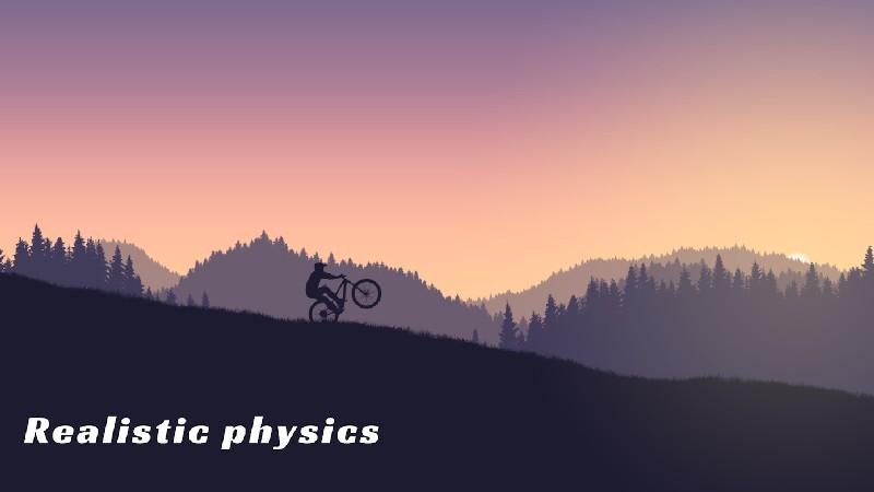Mountain Bike Xtreme APK MOD imagen 3