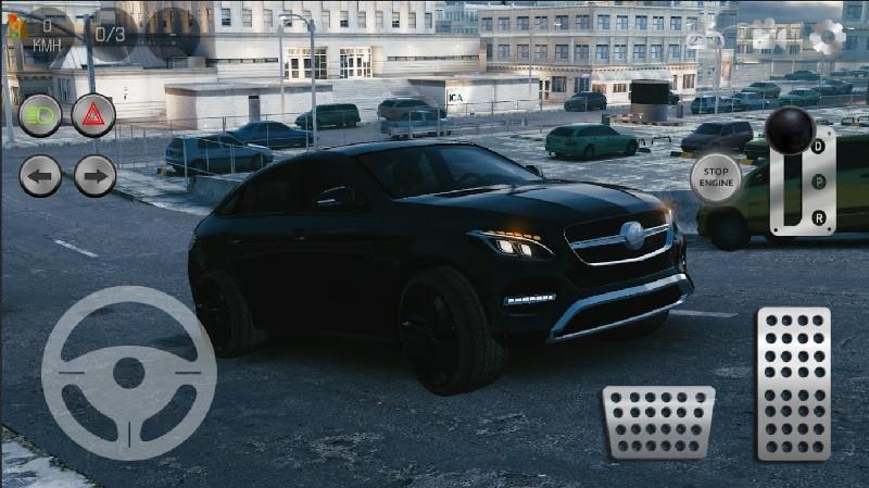 Real Car Parking 2 Driving School 2018 APK MOD imagen 2