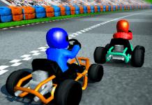 Rush Kart Racing 3D APK MOD