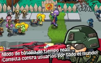 SWAT y Zombis Temporada 2 APK MOD imagen 5