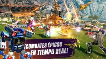 TRANSFORMERS Earth Wars APK MOD imagen 2