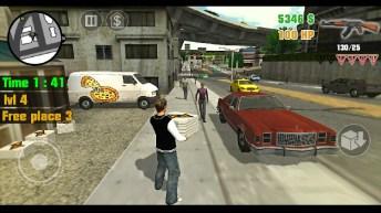 Clash of Crime Mad San Andreas APK MOD imagen 2