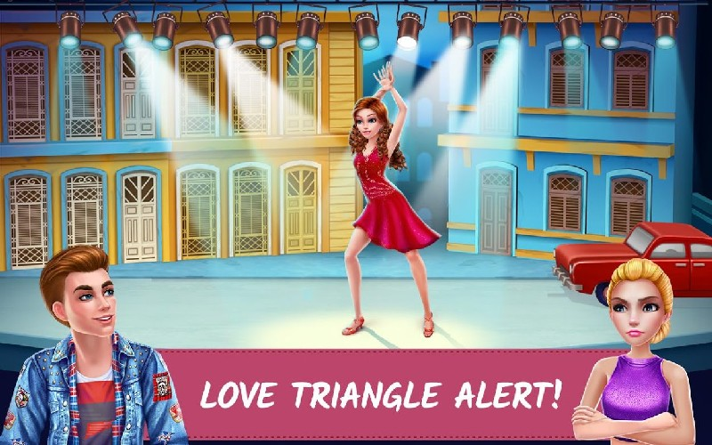 Dance School Stories - Dance Dreams Come True APK MOD imagen 4