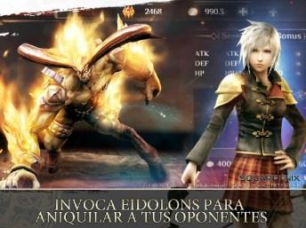 Final Fantasy Awakening(PT&ES) APK MOD imagen 5