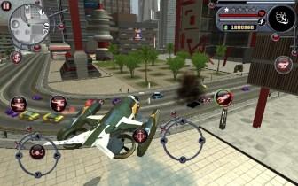Future Crime Simulator APK MOD imagen 4