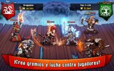 HonorBound (RPG) APK MOD imagen 2
