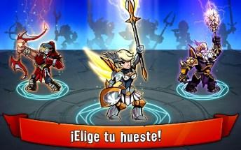 HonorBound (RPG) APK MOD imagen 4