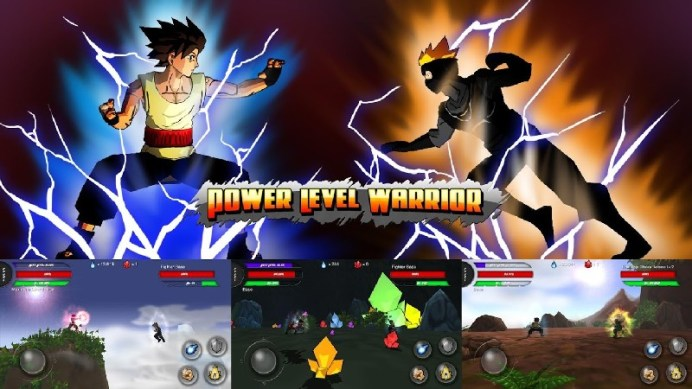 Power Level Warrior APK MOD imagen 5