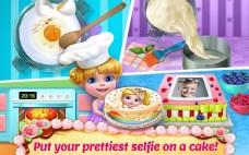 Real Cake Maker 3D - Bake, Design & Decorate APK MOD imagen 2
