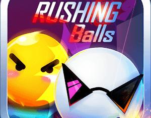 Rushing Balls APK MOD