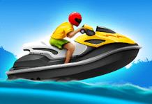 Tropical Island Boat Racing APK MOD