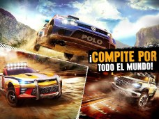 Asphalt Xtreme Rally Racing APK MOD imagen 2