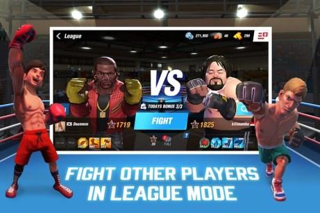 Boxing Star APK MOD imagen 1