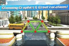 Bridge Construction Simulator APK MOD imagen 2